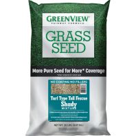 Greenview - Gv Ff Turf Type Tall Fescue Shady Mixture - 20 Lb