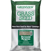 Greenview - Gv Ff Perennial Ryegrass Blend - 20 Lb