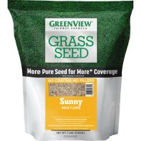 Greenview - Gv Ff Grass Seed Sunny Mixture - 7 Lb