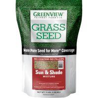 Greenview - Gv Fairway Formula Grass Seed Sun & Shade Mixture - 3 Lb