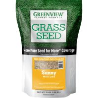 Greenview - Gv Ff Grass Seed Sunny Mixture - 3 Lb