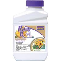 Bonide Products - Rose Rx 3-In-1 Neem Oil Concentrate--1 Pint