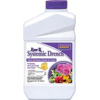Bonide Products - Rose Rx Systemic Drench Dual Action Concentrate--1 Quart