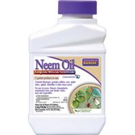 Bonide Products  - Neem Oil Fungicide Miticide Insecticide Conc--1 Pint