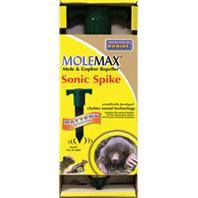Bonide Products  - Molemax Sonic Spike Mole & Gopher Repeller
