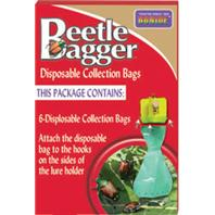 Bonide Products  - Beetle Bagger Disposable Collection Bags--6 Pack