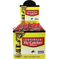 Bonide Products - Revenge No Escape Fly Catcher Ribbons-100 Per Box