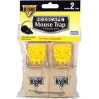 Bonide Products - Revenge Mouse Snap Traps-2 Pack