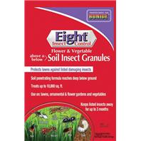 Bonide Products  - Eight Insect Granules--10 Lb.