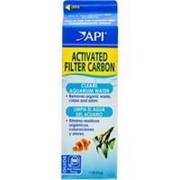 Aquarium Pharmaceuticals - Activated Filter Carbon - Quart