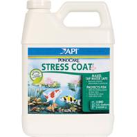 Mars Fishcare Pond - Pondcare Stress Coat Plus Water Conditioner - 32 Ounce