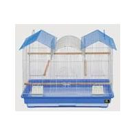 Prevue Pet Products - Parakeet Triple Roof Cage - Assorted - 26 x14 x 22.5 Inch/2 Pack