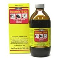 Durvet Key Items - Duramycin 72-200 - 500 ml