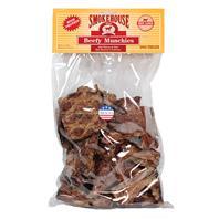 Smokehouse Dog Treats - Usa Made Beef Munchies - Beef - 8 oz