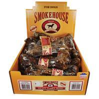 Smokehouse Dog Treats - Usa Made Porky Bones