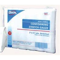 Dukal Corporation - New Sponge Stretch Gauze - White - 3 Inch