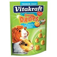 Vitakraft - Orange Drop for Guinea Pig - Orange - 5.3 oz