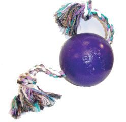 Horsemens Pride - Romp and Roll Ball - Purple - 4.5 Inch