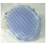Imported Horse Supply - Gel Scrubbies - Blue - 6 Inch