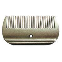 Partrade - Mane Comb - Silver - 4 Inch