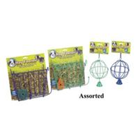 Ware Mfg - Hay Ball with Bell - Assorted