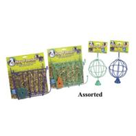Ware Mfg - Hay Feeder with Free Salt - Assorted