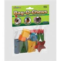 Ware Mfg - Bag-O-Chews Wood Chews - 12 Piece