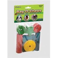 Ware Mfg - Bag-O-Chews - Assorted - Meidum
