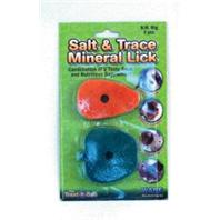 Ware Mfg - Salt and Trace Mineral Lick - Assorted - 2 Piece