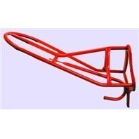 Imported Horse Supply - English Seat Saddle Rack - Red