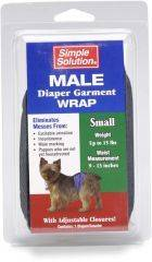 Bramton - Pupsters Washable Male Wrap - Small