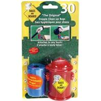 Bramton - Fire Hydrant Dispenser -  Red - 30 Bags