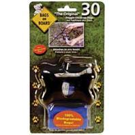 Bramton - Bags On Board Bone Dispenser - Black - 30 Bags