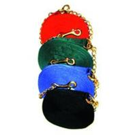 Imported Horse Supply - Lunge Line With Chain - Green - 20 Feet
