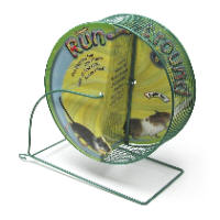 Super Pet - Regular Run-Around Wheel - Assorted Regular - 8 Inch Diameter