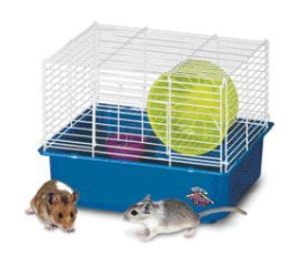 Super Pet - Hamster Home - 1 Story/6 Pack