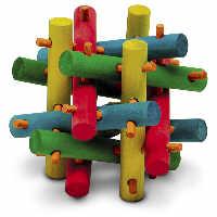 Super Pet - Nut Knot Nibbler - 4x4x3.5 Inch