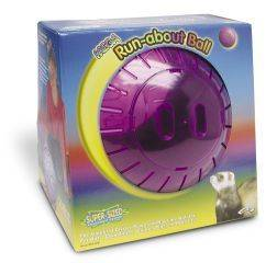 Super Pet - Mega Run About Ball - Assorted - Mega/13 Inch