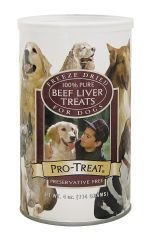 Gimborn - Freeze Dried Beef Liver Treats - 4 oz