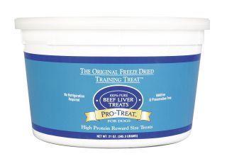 Gimborn - Freeze Dried Beef Liver Treats - 21 oz