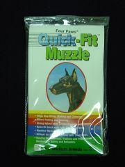 Four Paws - Quick Fit Muzzle - Size 3
