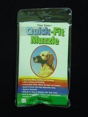 Four Paws - Quick Fit Muzzle - Size 4