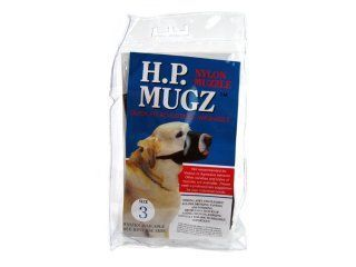 Hamilton Pet - Soft Dog Muzzle - Black - 7 to 7-1/2 Inch
