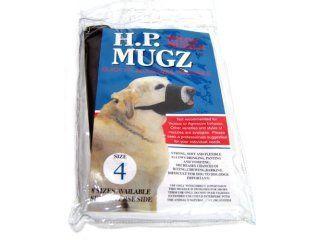 Hamilton Pet - Soft Dog Muzzle - Black - 9-1/2 to 10 Inch