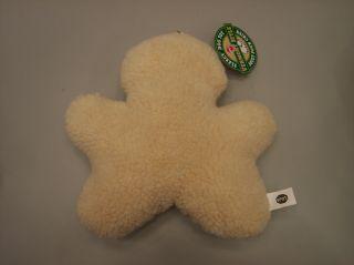 Lambert Kay - Vermont Fleece Chew Man - 8 Inch