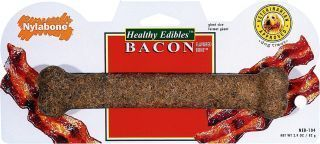 Nylabone - Healthy Edibles Bacon Bone - Giant