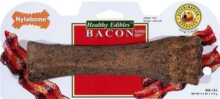 Nylabone - Healthy Edibles Bacon Bone - Souper