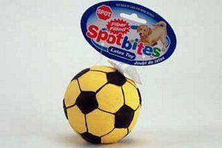 Ethical Dog - Fiber Filled Latex - Soccer Ball