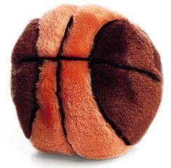 Ethical Dog - Plush Basket Ball Dog Toy