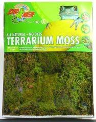 Zoo Med - Terrarium Moss - GREEN/BROWN 5 GALLON